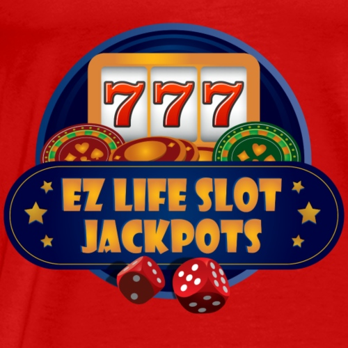 EZ Life Logo - Men's Premium T-Shirt