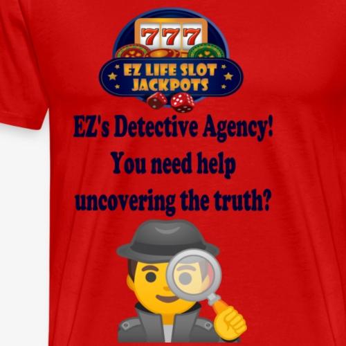 EZ Detective - Men's Premium T-Shirt