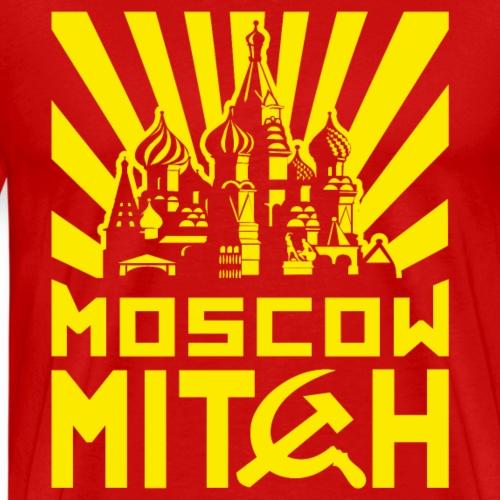 Moscow Mitch Kremlin - Men's Premium T-Shirt