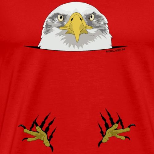 Eagle in a Bag - Men's Premium T-Shirt