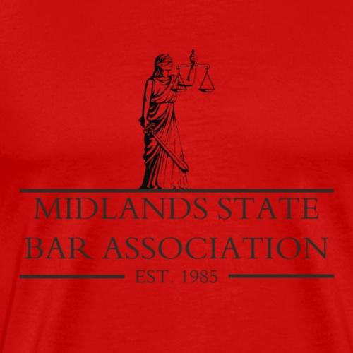 Midlands State Bar Association - Men's Premium T-Shirt