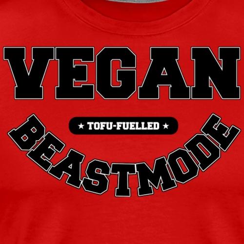 VEGANBEASTMODE - Men's Premium T-Shirt