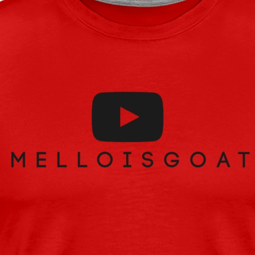 Youtube MelloIsGoat - Men's Premium T-Shirt