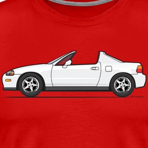 DelSol white - Men's Premium T-Shirt