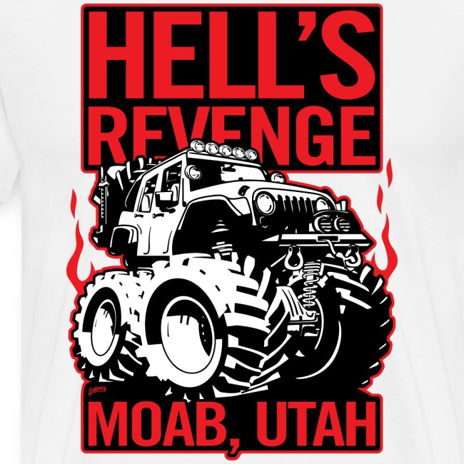 Hell's Revenge Moab Utah Off Road 4x4 Adventure