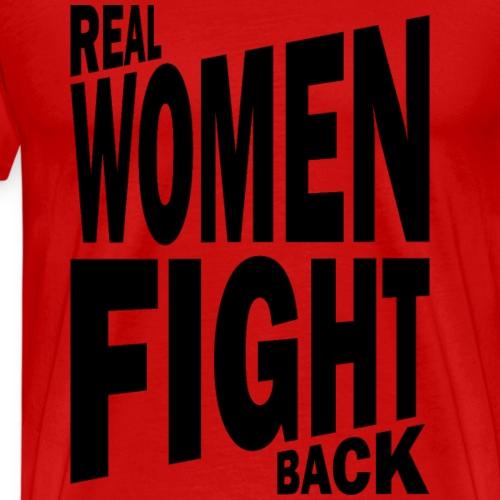 RWFT Typography - Men's Premium T-Shirt