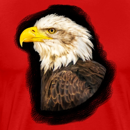 Bald Eagle - Men's Premium T-Shirt
