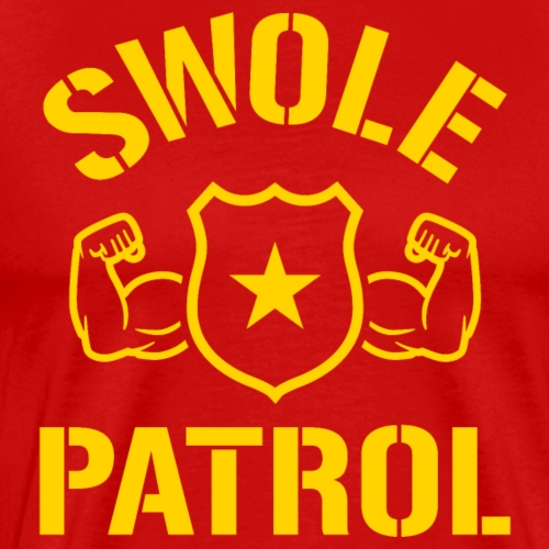 Swole Patrol - Men's Premium T-Shirt