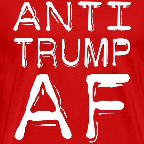Anti Trump AF - Men's Premium T-Shirt