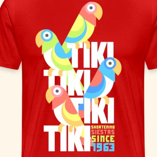 Tiki Room - Men's Premium T-Shirt