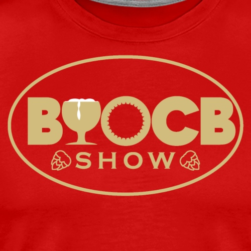 BYOCB Gold Logo - Men's Premium T-Shirt