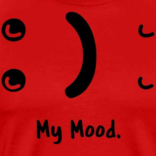 My Mood - Men's Premium T-Shirt