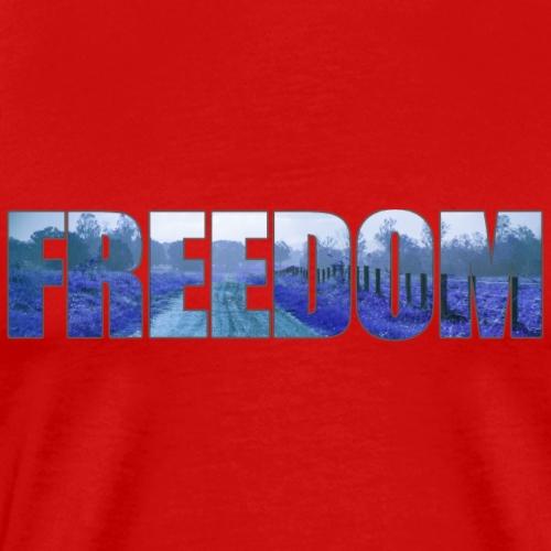 Freedom Photography Style - Men's Premium T-Shirt