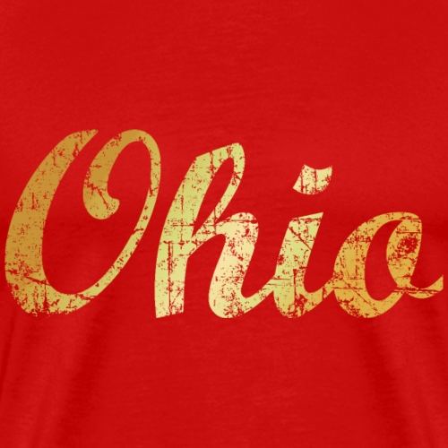 Ohio Classic (Ancient Gold) - Men's Premium T-Shirt