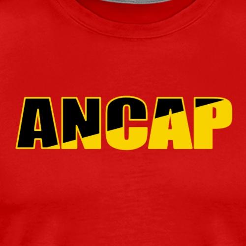 Ancap - Men's Premium T-Shirt
