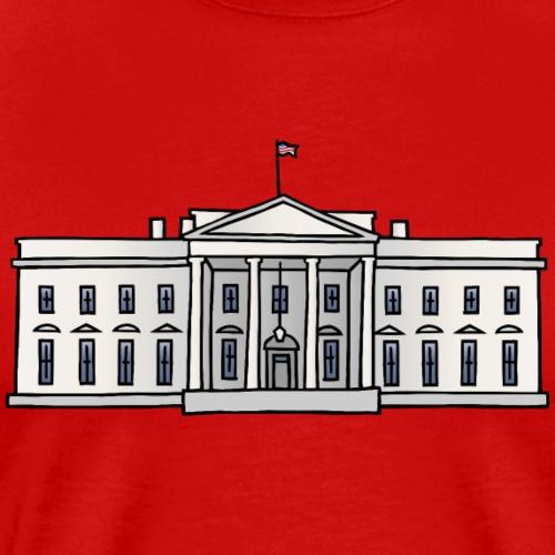 The White House, Washington, D.C - Men's Premium T-Shirt