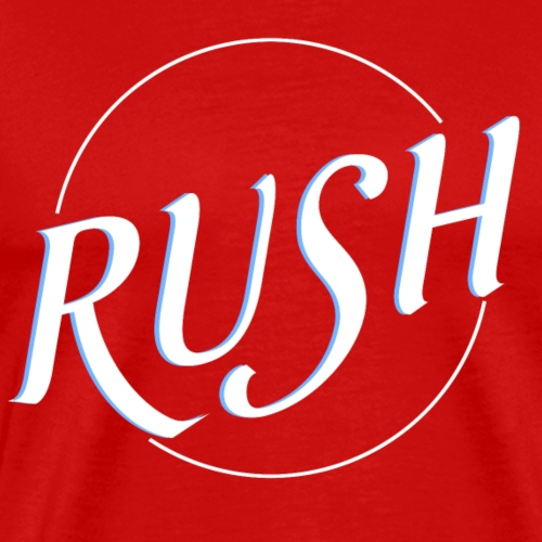 RUSH CLASSIC - Men's Premium T-Shirt