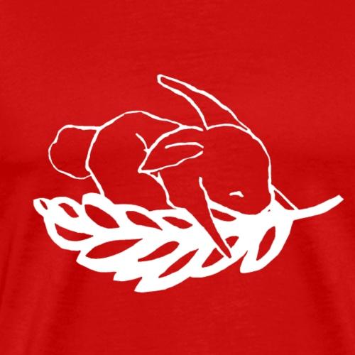 White Rabbit - Men's Premium T-Shirt