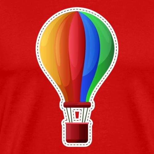 Mmagical Hot Air Balloon - Men's Premium T-Shirt