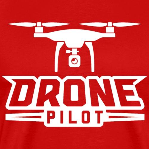 Drone Pilot Graphic Tee - Men's Premium T-Shirt