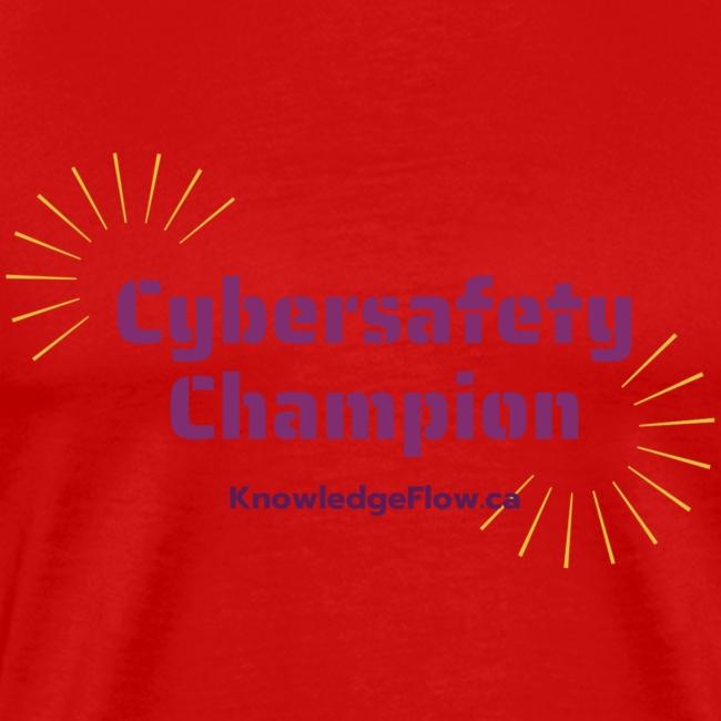 Cybersafety Champion