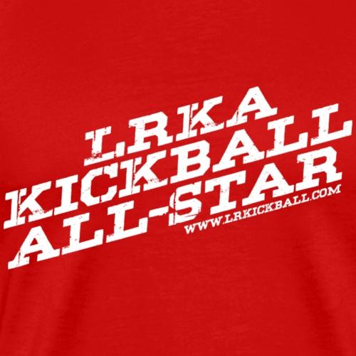 All Star White - Men's Premium T-Shirt