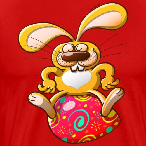 Proud Easter Bunny - Men's Premium T-Shirt