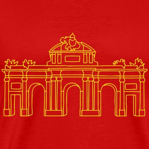 Puerta de Alcalá Madrid - Men's Premium T-Shirt