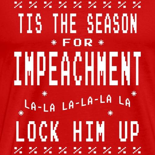 Season for Impeachment - Men's Premium T-Shirt