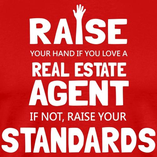09-raisestandardsshirt [C - Men's Premium T-Shirt