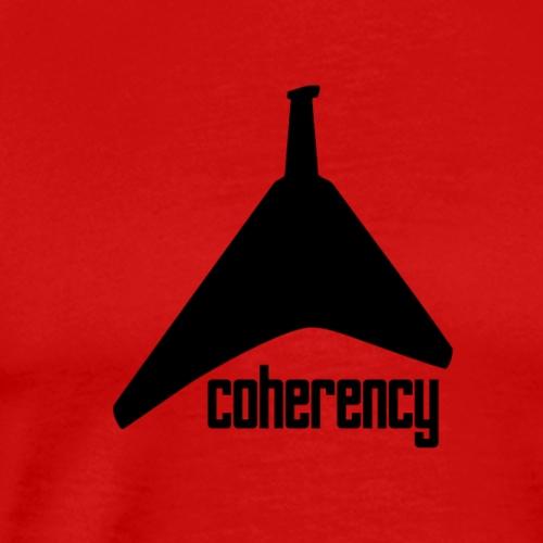Coherency Guitar - Men's Premium T-Shirt