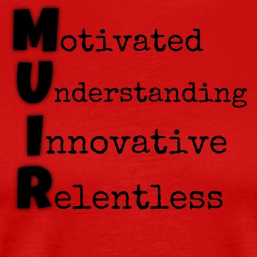 MUIR - Men's Premium T-Shirt