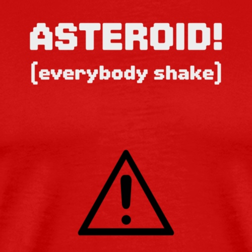 Spaceteam Asteroid! - Men's Premium T-Shirt