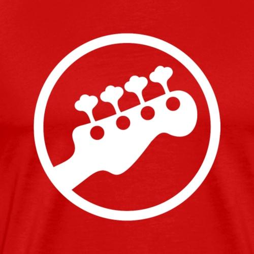 Scott Pilgrim vs. The World Rock Band Instrument S - Men's Premium T-Shirt