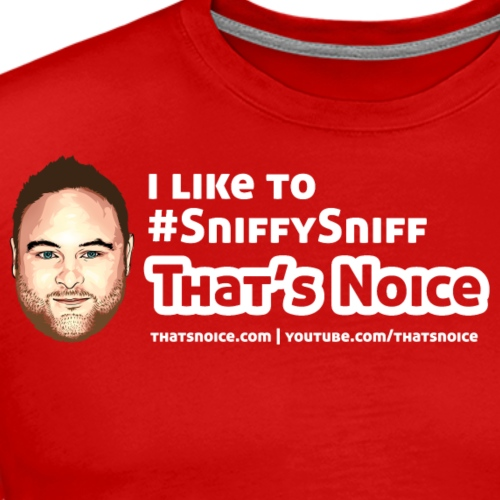 I Like To Sniffy Sniff - Men's Premium T-Shirt