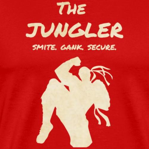 T-shirt League of Legends: The Jungler / Lee sin - Men's Premium T-Shirt