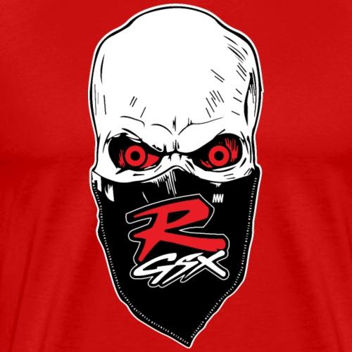 GSXR Bandana Skull - Men's Premium T-Shirt