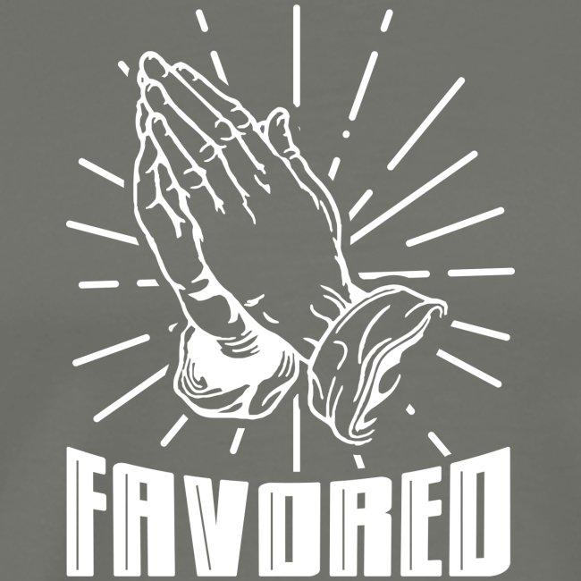 Favored - Alt. Design (White Letters)