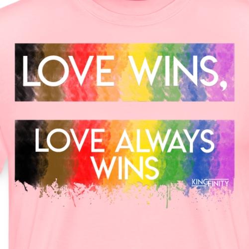 Love Wins - Men's Premium T-Shirt