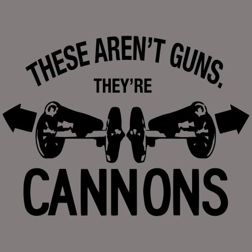 These Aren t Guns - Men's Premium T-Shirt