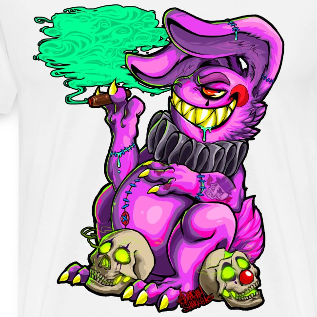 monster lobotomy shirt version 2 png