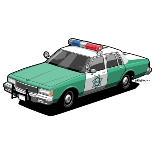 SD County Sheriff Departm - Men's Premium T-Shirt