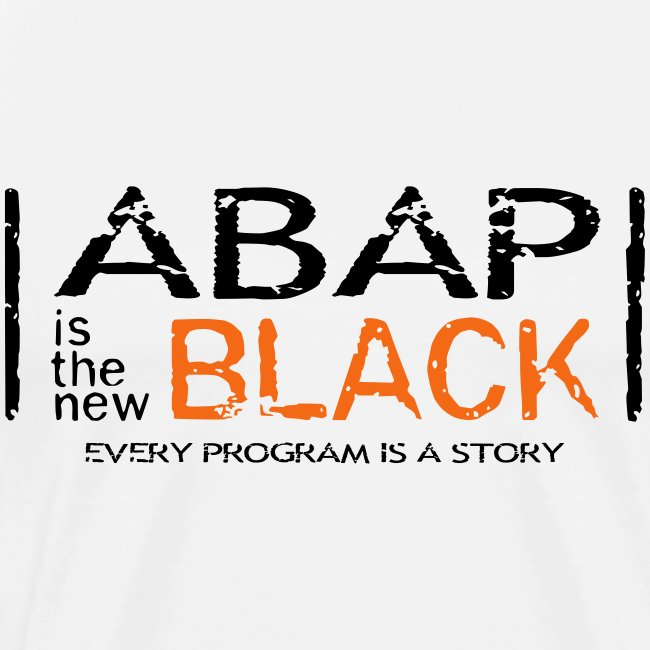 ABAP is the new Black