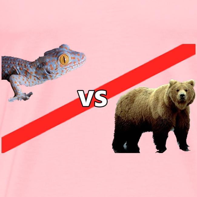 Gecko VS Bear - Kids