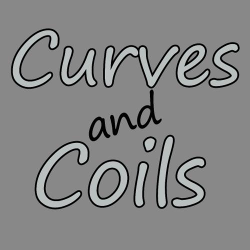 Curves and Coils - Men's Premium T-Shirt