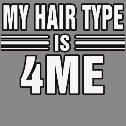 Hair Type 4ME - Men's Premium T-Shirt