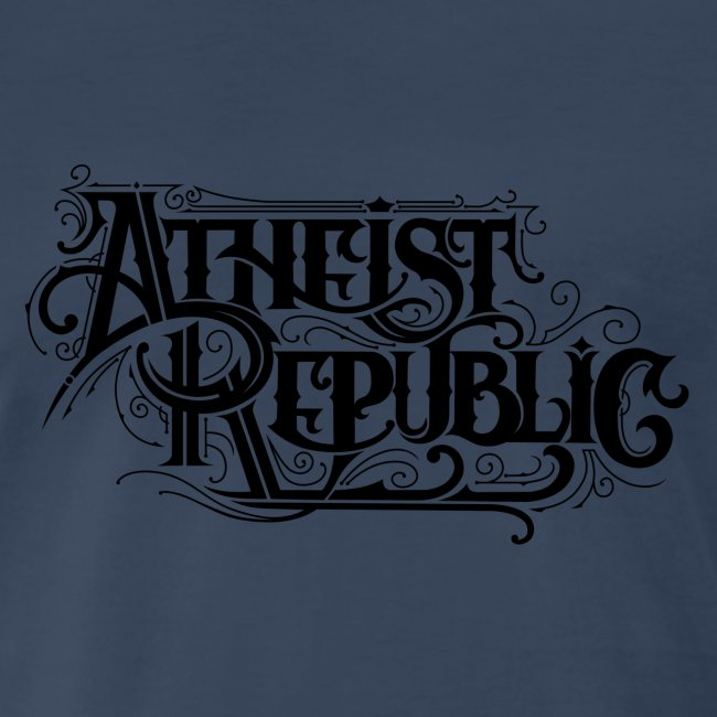 Atheist Republic Calligraphy