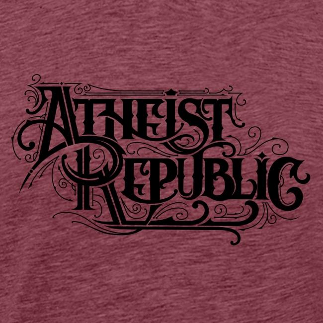 Atheist Republic Calligraphy