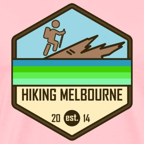 Hiking Melbourne - Men's Premium T-Shirt