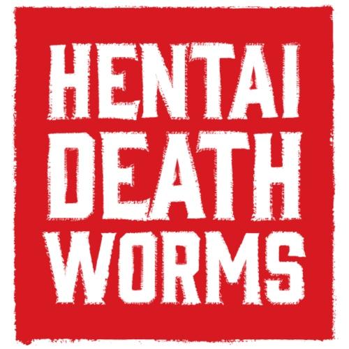 Death worm red solid - Men's Premium T-Shirt